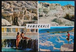 HIERAPOLIS (PAMUKKALE) - TURKEY - Multiview -  Vg - Turchia