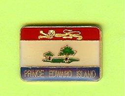 Pin's Prince Edward Island /Île-Du-Prince-Edward Province Du Canada - 5K08 - Pin