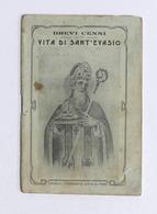 Brevi Cenni Sulla Vita Di Sant'Evasio - Pellegrinaggio Tomba In Casale - 1913 - Libros, Revistas, Cómics