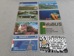 8 Rarer Phonecards At Good Price - Herkunft Unbekannt