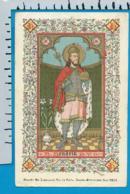 Holycard    Lombaerts    St. Hendrik - Devotion Images