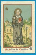 Holycard    Lombaerts    St. Julienne De Cornillon - Andachtsbilder