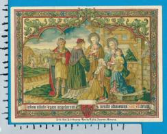Holycard    Lombaerts    3 Kings - Images Religieuses