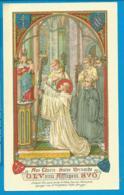 Holycard    Lombaerts    O.L.V.  Van Affligem - Images Religieuses