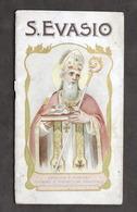 L'Angelo Tutelare Dei Casalesi Ossia Sant'Evasio - Cenni Storici - 1^ Ed. 1903 - Libros, Revistas, Cómics