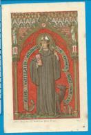 Holycard    K. Van De Vyvere - Petyt    St. Feuillain   De Fosses - Images Religieuses