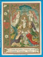 Holycard    K. Van De Vyvere - Petyt    Orban De Xiyry   Chàteau De Zellaer   Bonheiden - Images Religieuses
