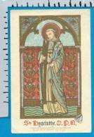 Holycard    K. Van De Vyvere - Petyt    St. Hyacinthe - Images Religieuses