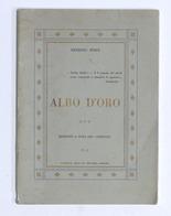 WWI - E. Rossi - Albo D'oro - Comitato Pro-Onoranze Ai Caduti - Valmacca - 1926 - Libros, Revistas, Cómics