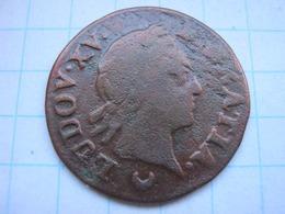 1 Liard 1770 (AA) - 987-1789 Royal