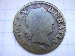 1 Liard 1771 (W) - 987-1789 Royal