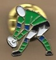Pin's Joueur Rugby Rugbyman - Rugby