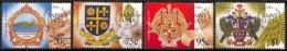 D - [829105]TB//**/Mnh-St.Lucie 2000 - N° 1111/14, Indépendance, Armoiries, SC - St.Lucia (...-1978)