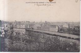 Saint Loup Du Dorat Vue Generale    1910 - Chateau Gontier