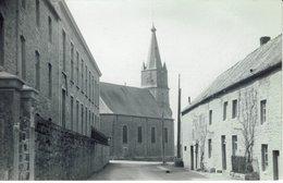 PESCHE LEZ COUVIN-L'EGLISE ET LE PENSIONNAT-PHOTO GEVAERT - Couvin
