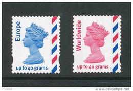 GRANDE-BRETAGNE - 2003 - NEUFS ** LUXE/MNH - MACHIN Yvert # 2425/2426 - Série Complète 2 Valeurs - 1952-.... (Elizabeth II)