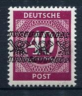 44228) ALL.BESETZUNG # 64 I Postfrisch GEPRÜFT Aus 1948, 80.- € - Bizone