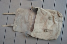 Ancienne Musette Anglaise à Identifier - 1914-18