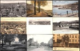 Namur - Superbe Lot 100 Cartes (colorisée Animée SBP Précurseur Top Qualité... Voir Tout Est Scanné... Petit Prix) (1) - Namen