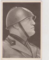Mussolini  - F.G. - Anni '1940 - Guerra 1939-45