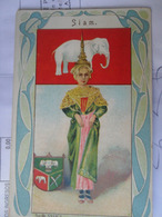 Siam Girl Flag - Autres