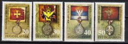 Yugoslavia,Museum Exhibits 1991.,MNH - 1945-1992 República Federal Socialista De Yugoslavia
