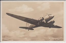 "DOUGLAS DC3 - Ab Aerotransport; Swedish Air Lines  ""Örnen"" Gel. 1939 - 1919-1938: Between Wars"