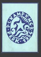 Ter Herinnering Ah Nationaal Patrouille-Leidsterskamp Perk 1954 - Katholieke Meisjesgidsen Van België - KMGB / VVKSM - Scouting