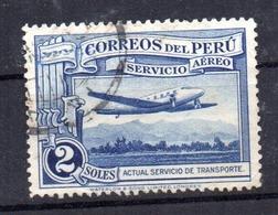 Sello Nº A-26 Peru - Perú