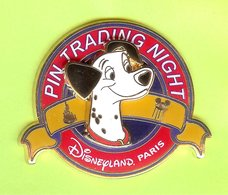 Pin's Disney Pin Trading Pongo Les 101 Dalmatiens ÉL (Double Moule) -  5AA21 - Disney