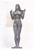 AK-div.26- 006 -  München - Haus Der Deutschen Kunst  - M Alfred Brumme - Die Badende - Sculptures
