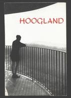 Kalender / Calendrier / Calendar 1959 - Hoogland - 10 X 15 Cm - Niet Geplooid - Calendriers