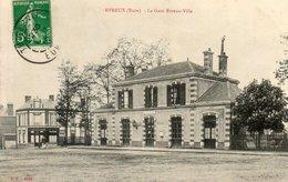- 27 - EVREUX (Eure) - La Gare Evreux-Ville  - - Evreux