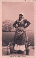 Italie, Costumi Siciliani, Contadina (17796) - Italië