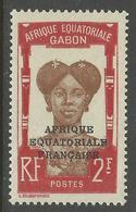 GABON 1924 YT 106** - NEUF SANS TRACE DE CHARNIERE - MNH - Gabon (1886-1936)