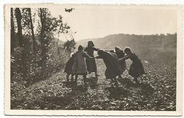 W4438 Friuli - La Villote Villotta - Danza - Folklore / Viaggiata 1934 - Danze