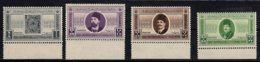 Egypt, 1946, SG 307 - 310, Complete Set Of 4, MNH - Égypte