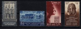 Egypt, 1947, SG 334 - 337, Complete Set Of 4, MNH - Égypte