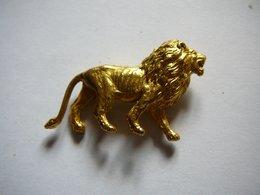 Dorée  - Lion - Charms