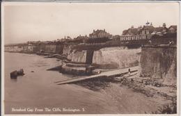 BIRCHINGTON - BERESFORD GAP From The Cliffs  Used 1938 - England