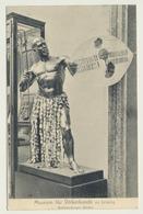 AK  Museum Für Völkerkunde Leipzig Matebele Krieger Africa 1910 - Afrique