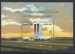 Brésil YT Bloc 74 XX / MNH - Blocks & Sheetlets