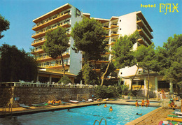 Magalluf Magaluf Calvià Hostal Hotel Piscine - Mallorca