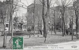 CLERMONT-FERRAND - ( 63 ) - Place De La Poterne - Clermont Ferrand