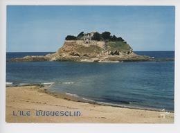 Cancale : Ile Duguesclin (la Bretagne En Coueurs N°8391, Cp Vierge) - Cancale