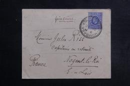 OUGANDA - Enveloppe De Mombassa Pour La France En 1920, Affranchissement Et Oblitération Plaisants - L 42022 - Kenya, Uganda & Tanganyika