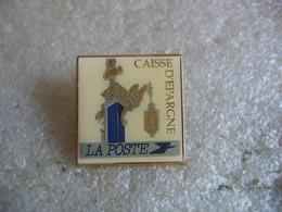 Pin's De La Caisse D'Epargne De La Poste - Postes