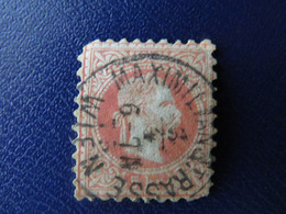Austria, 1867, With Postal Stamp Wien, Maximilian Strasse - Usati