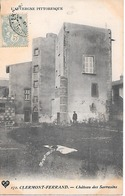 CLERMONT-FERRAND - ( 63 ) - Chateau Des Sarrasins - Clermont Ferrand