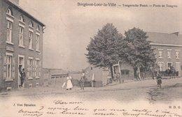 Borgloon - Looz-la-Ville Tongersche Poort Porte De Tongres - Borgloon